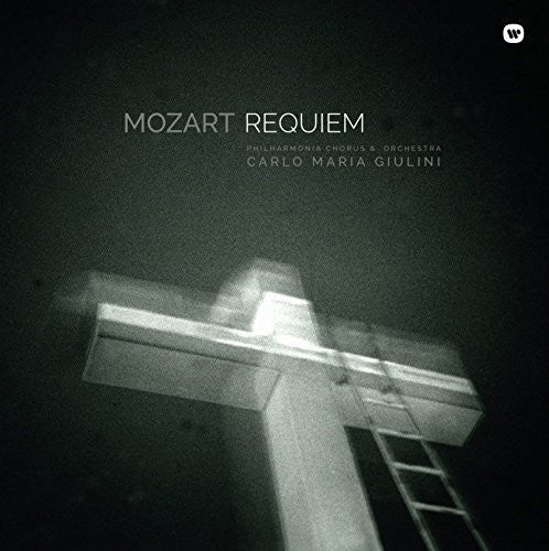 Mozart , Carlo Maria Giulini, Philharmonia Orchestra And Chorus ‎– Requiem in D minor  (New Vinyl LP)