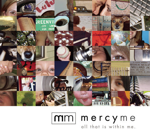 MercyMe - All That Is Within Me  (New CD)