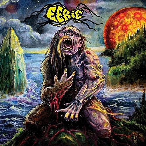 Eerie - Eerie [Green Vinyl]  (New Vinyl LP)