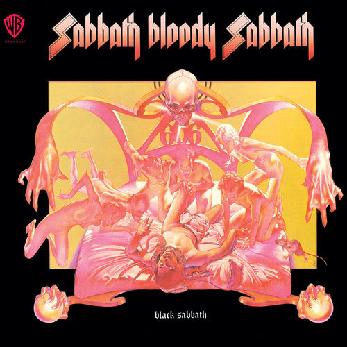 Black Sabbath - Sabbath Bloody Sabbath  (New CD)