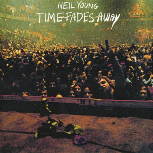 Neil Young - Time Fades Away  (New Vinyl LP)