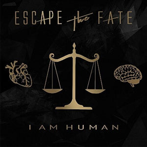 Escape the Fate - I Am Human  (New CD)
