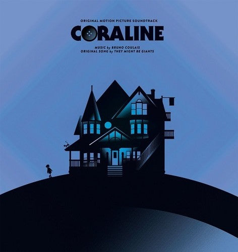 Coraline - Original Motion Picture Soundtrack  (New Vinyl LP)