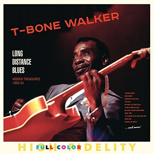 T-Bone Walker - Long Distance Blues [Import]  (New Vinyl LP)
