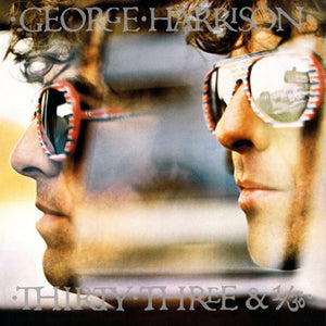 George Harrison - Thirty Three & 1/3  (New Vinyl LP)