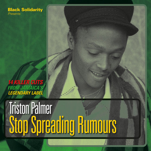 Triston Palmer - Stop Spreading Rumours  (New Vinyl LP)
