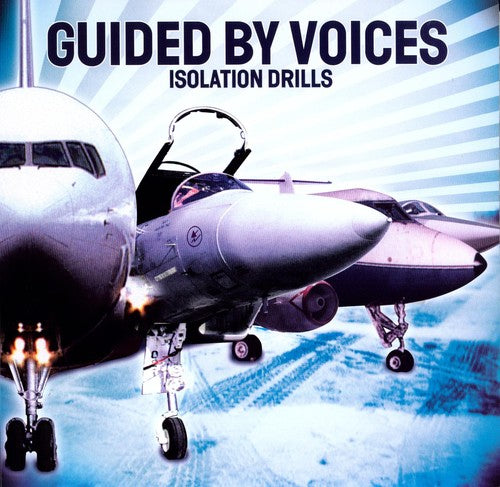 Guided By Voices - Isolation Drills  (New Vinyl LP)