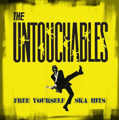 The Untouchables - Free Yourself - Ska Hits [Yellow Vinyl]  (New Vinyl LP)