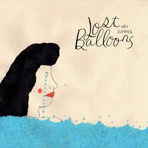 Lost Balloons - Hey Summer  (New CD)