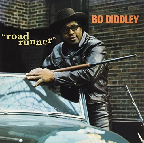Bo Diddley - Road Runner + 2 Bonus Tracks [Import]  (New Vinyl LP)