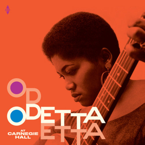 Odetta - At Carnegie Hall + 2 Bonus Tracks [Import]  (New Vinyl LP)