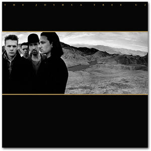 U2 - The Joshua Tree  (New Vinyl LP)