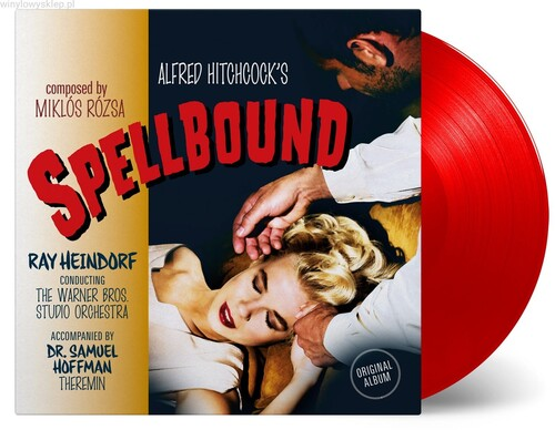 Spellbound - Music From the Motion Picture  (New Vinyl LP)