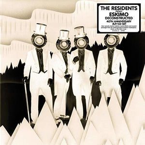 The Residents - Eskimo Deconstructed  (New LP)