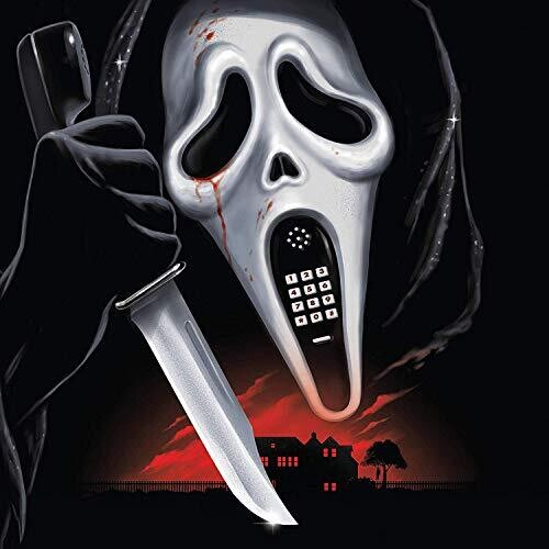 Scream / Scream 2 - Music From the Motion Picture  (New Vinyl LP)