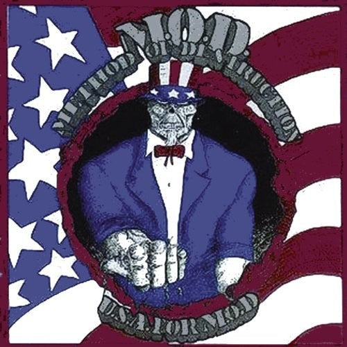 M.O.D. - U.S.A. For M.O.D.  (New Vinyl LP)