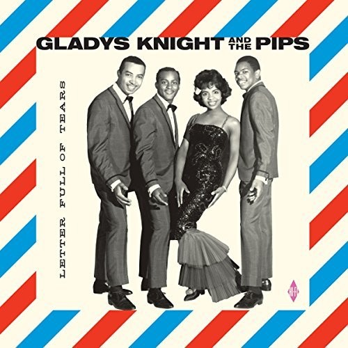 Gladys Knight & the Pips - Letter Full Of Tears + 2 Bonus Tracks  (New Vinyl LP)
