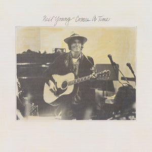 Neil Young - Comes a Time  (New Vinyl LP)