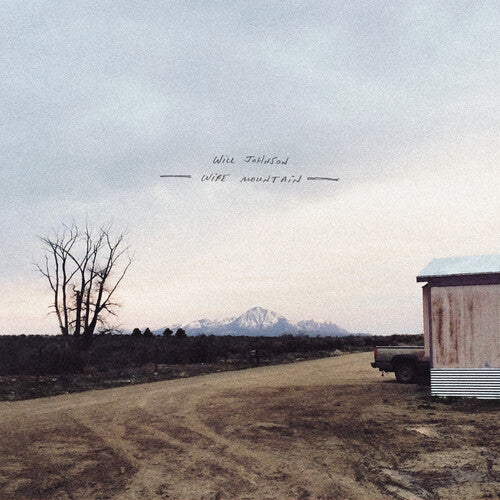 Will Johnson - Wire Mountain  (New Vinyl LP)
