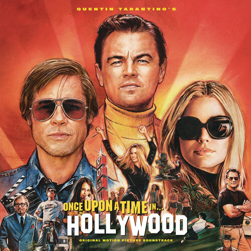 Once Upon a Time In... Hollywood OST (New Vinyl LP)