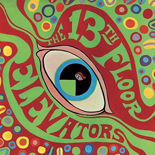 13th Floor Elevators - The Psychadelic Sounds Of  (New Vinyl LP)