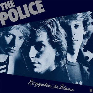 The Police - Reggatta de Blanc  (New Vinyl LP)