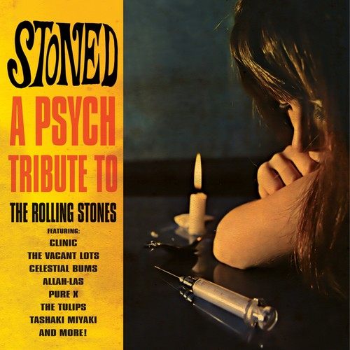 Various Artists - Stoned: A Psych Tribute to the Rolling Stones  (New Vinyl LP)