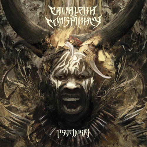 Cavalera Conspiracy - Psychosis  (New CD)