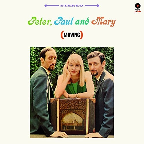 Peter, Paul and Mary - Peter Paul & Mary (Moving) [Import]  (New Vinyl LP)
