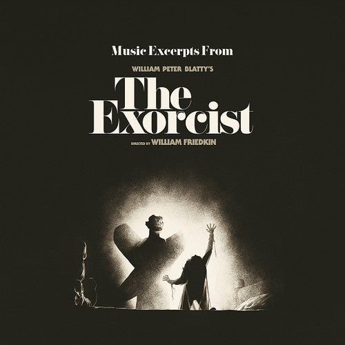 The Exorcist - Music Excerpts From the Film  (New Vinyl LP)