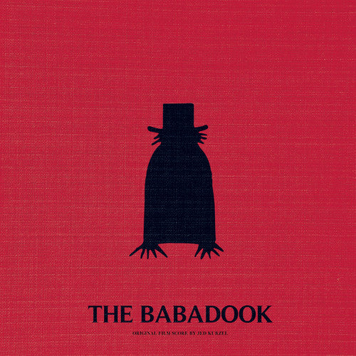 The Babadook - Original Motion Picture Soundtrack  (New Vinyl LP)