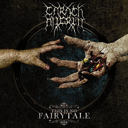 Carach Angren - This Is No Fairytale [Gold Vinyl]  (New Vinyl LP)