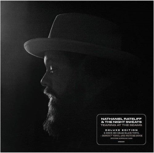 Nathaniel Rateliff & the Night Sweats - Tearing at the Seams [Deluxe Edition]  (New Vinyl LP)