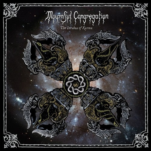 Mournful Congregation - The Incubus of Karma  (New Vinyl LP)