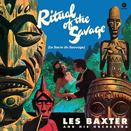 Les Baxter - Ritual Of The Savage [Import]  (New Vinyl LP)