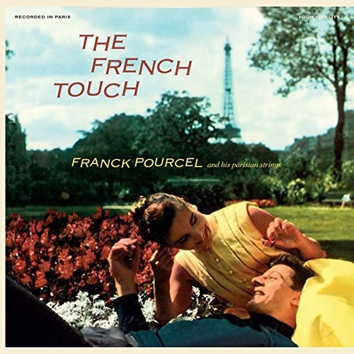 Franck Pourcel - The French Touch  (New Vinyl LP)