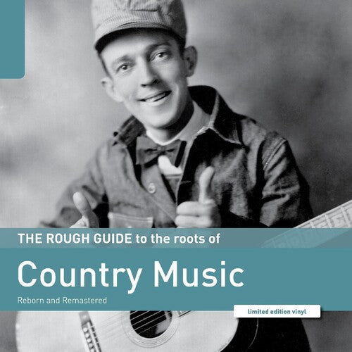 Various Artists - Rough Guide To The Roots Of Country Music  (New Vinyl LP)