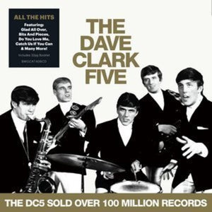 Dave Clark Five - All The Hits  (New Vinyl LP)