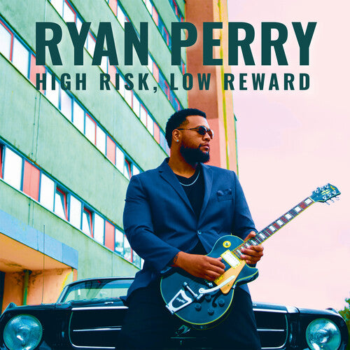Ryan Perry - High Risk, Low Reward  (New CD)