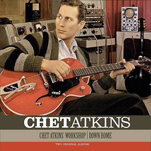 Chet Atkins - Workshop / Down Home  (New Vinyl LP)