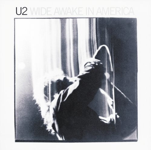 U2 - Wide Awake in America  (New Vinyl LP)
