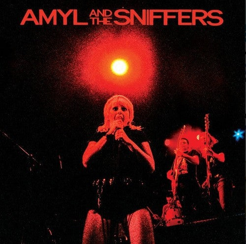 Amyl & Sniffers - Big Attraction & Giddy Up  (New Vinyl LP)