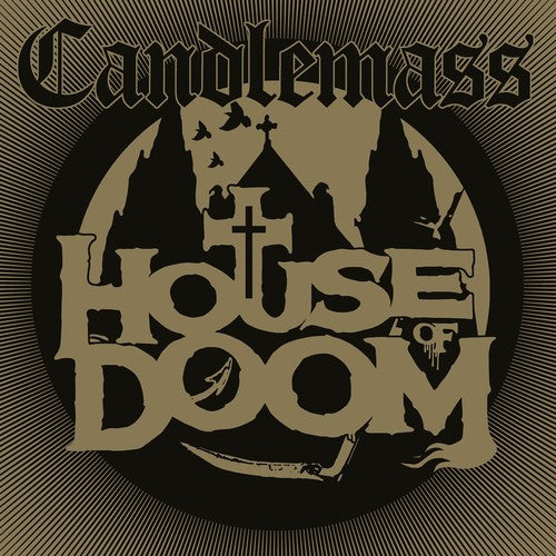 Candlemass - House of Doom  (New Vinyl LP)