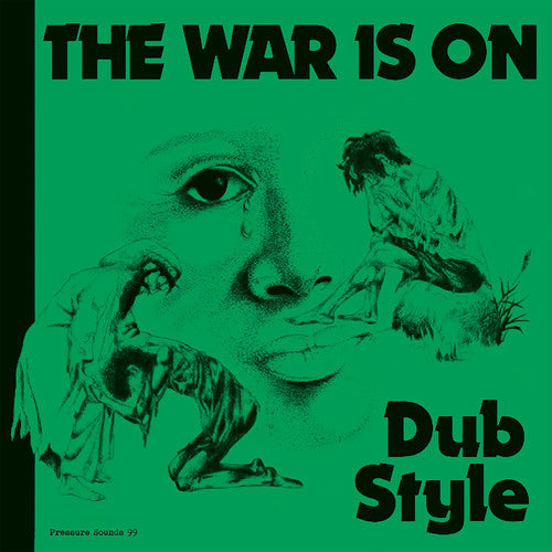 War is On - Dub Style  (New Vinyl LP)