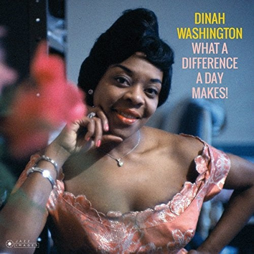 Dinah Washington - What A Difference A Day Makes [Import]  (New Vinyl LP)