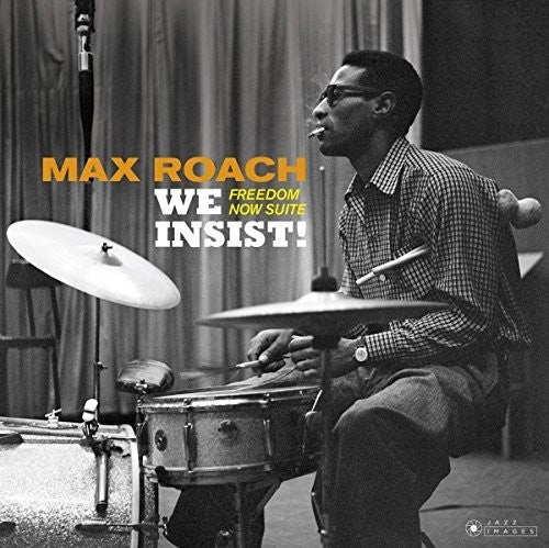 Max Roach - We Insist: Freedom Now Suite [Import]  (New Vinyl LP)