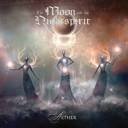 The Moon and the Nightspirit - Aether  (New Vinyl LP)
