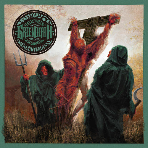 Greendeath - Hallowmass  (New Vinyl LP)