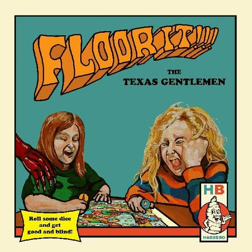 Texas Gentlemen - Floor It  (New Vinyl LP)