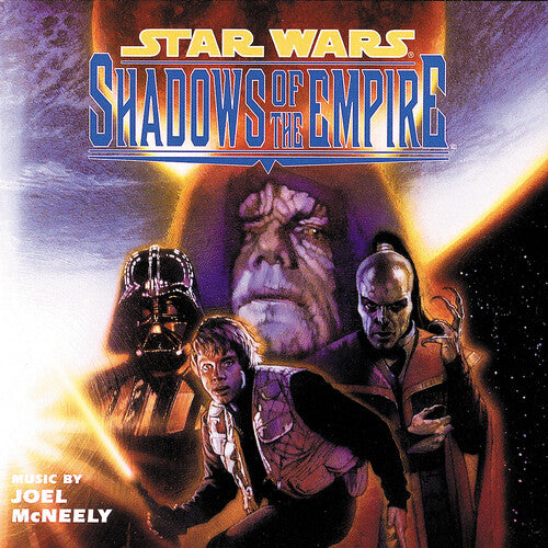 Star Wars: Shadows Of The Empire - Original Game Soundtrack  (New Vinyl LP)